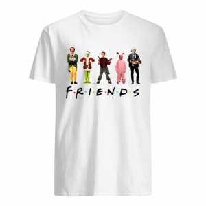 Characters Elf Grinch Kevin Friends Christmas  Classic Men's T-shirt