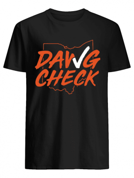 Cleveland Browns Dawg Check shirt