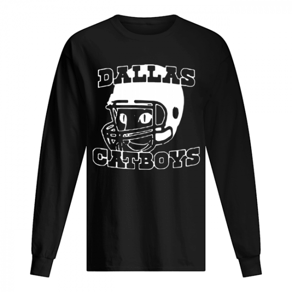Dallas Catboys Funny  Long Sleeved T-shirt