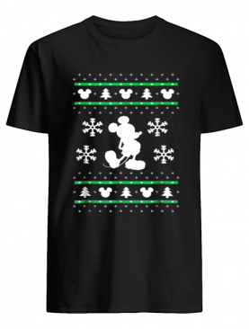 Disney Mickey Mouse Christmas shirt