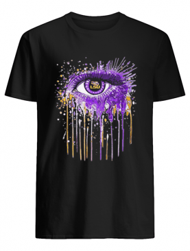 Eye LSU Tigers shirt