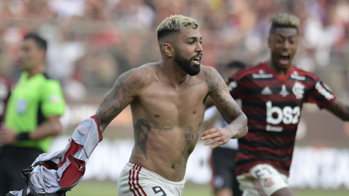 Force is with Flamengo as River Plate stunned in Copa Libertadores final
