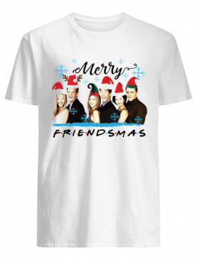 Friends Merry Friendsmas Christmas shirt