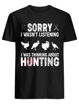 Funny Turkey Hunting Gift for Rifle and Bow Hunters shirt