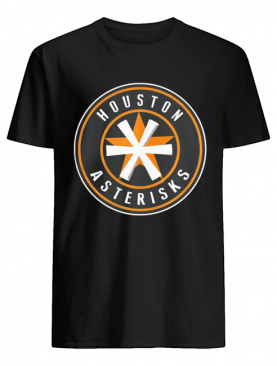 Houston Astros Asterisks shirt