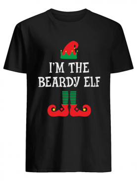 I'm The Beardy Elf Matching Group Christmas shirt