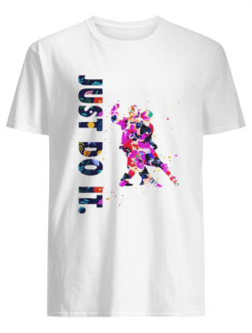 Just Do It Salsa dance colorful Flower shirt