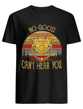 Labyrinth Door Knockers no good can't hear you vintage shirt