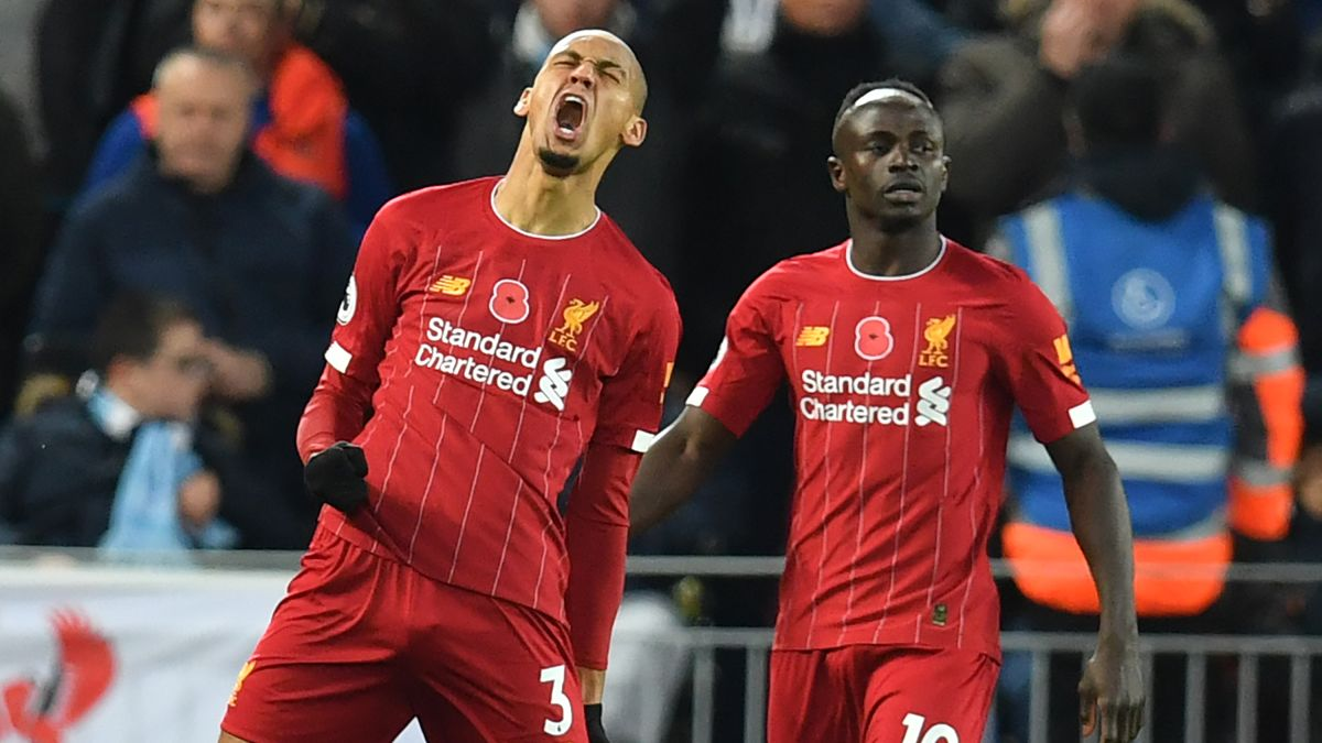Liverpool beats title rival Man City in pulsating Premier League showdown