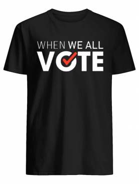 Michelle Obama When We All Vote shirt