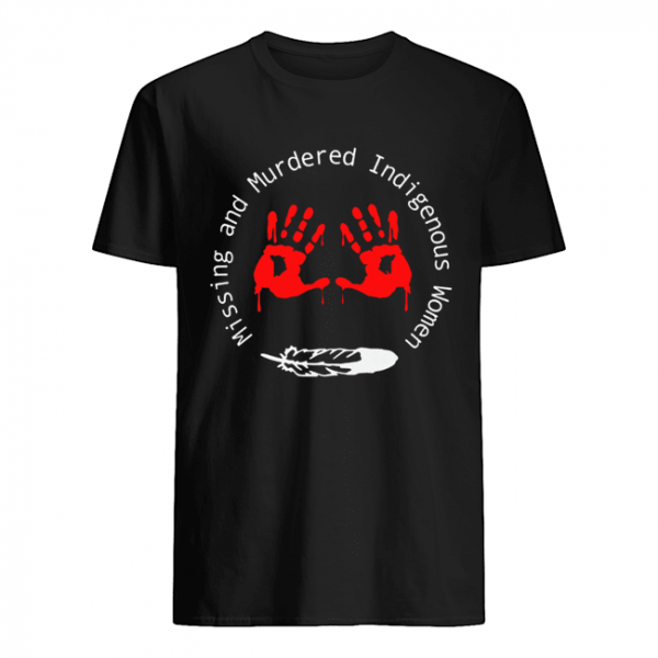 Missing And Murdered Indigenous Women  Classic Men's T-shirt