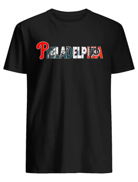 Philadelphia Sports Philadelphia Phillies Eagles shirt