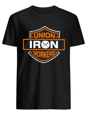 Union Iron Workers shirt