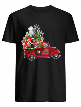 Washington Nationals 2019 world series champions Merry Christmas shirt