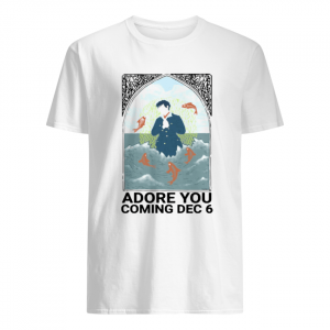 Adore You Coming Dec 6  Classic Men's T-shirt