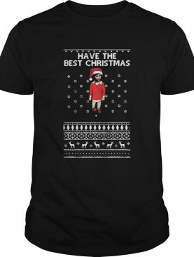 George Best Have The Best Christmas Ugly shirt