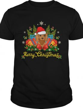 Merry Christmas Dog And Christmas Ornament shirt