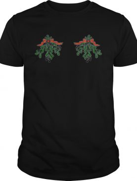 Merry Christmas Mistletits shirt