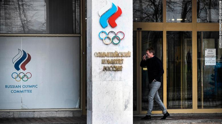 Russia to appeal against four-year doping ban