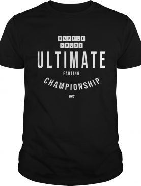 Lance Palmers Father Raffle House Ultimate Farting Championship Ufc shirt