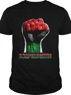 Punch Unapologetic shirt