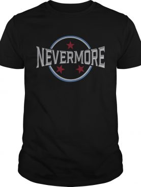 Tennessee Nevermore shirt