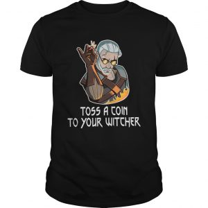 Toss A Join To Your Witcher  Unisex