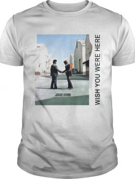 Trump Wish You Were Here shirt
