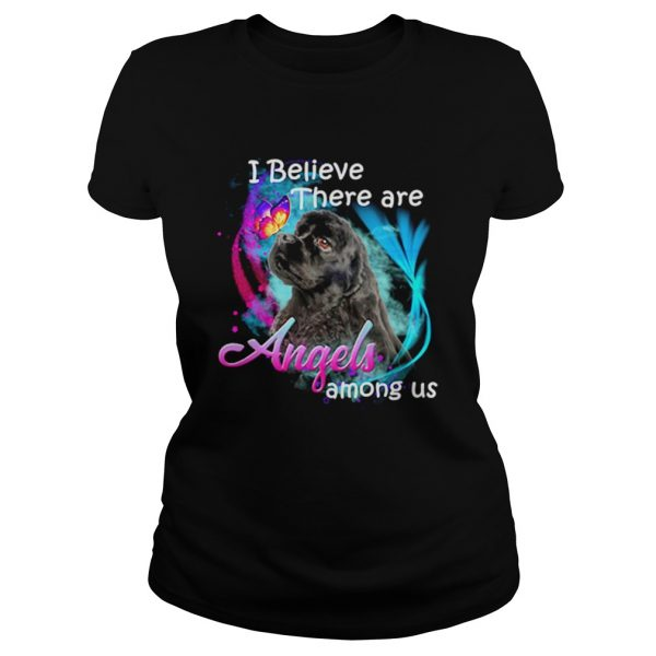 American Cocker Spaniel I believe there are angels among us  Classic Ladies