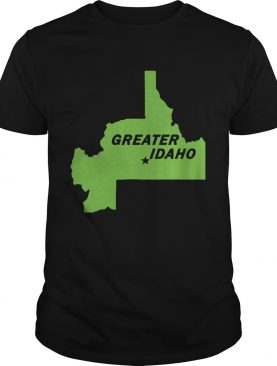 Greater Idaho Map 2020 shirt