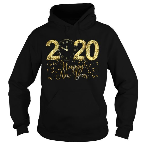 Happy New Year 2020 Cool New Years Eve Day Party  Hoodie