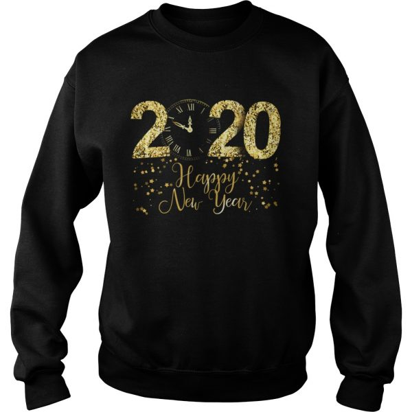 Happy New Year 2020 Cool New Years Eve Day Party  Sweatshirt