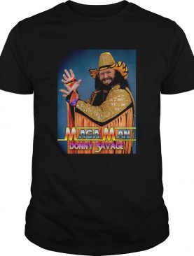 Maga Man Donny Savage shirt