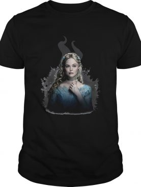 Maleficent Elle Fanning shirt