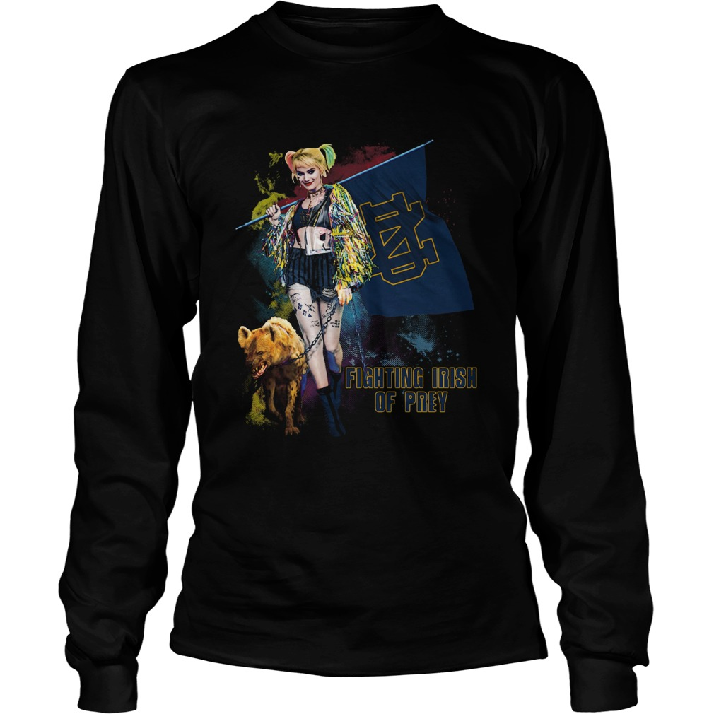 Quinn Fighting Irish Of Prey LongSleeve