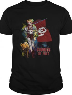 Quinn Sooners Of Prey shirt