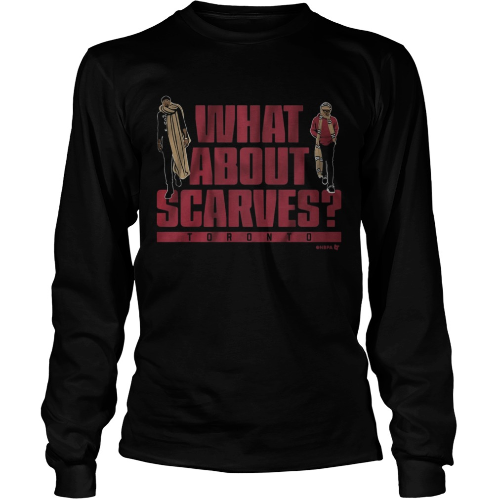 What About Scarves Toronto  LongSleeve
