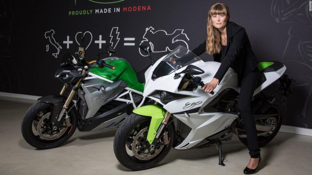 Time is now for sustainable motor racing and for women says 'female Elon Musk'