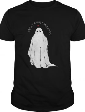 Lonely Ghost Records shirt