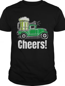 Truck Green Beer St Patricks Day shirt