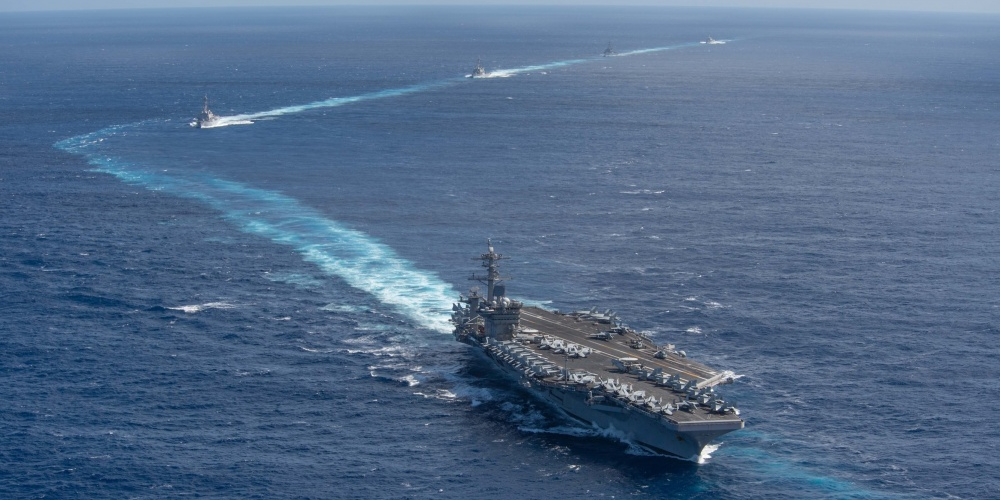 Sailors from aircraft carrier hit by coronavirus outbreak to quarantine in Guam hotels