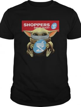 Baby Yoda Mask Hug Shoppers Drug Mart shirt