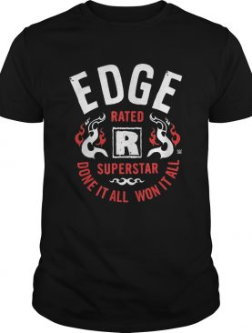 EDGE rates superstar dove it all won it all shirt