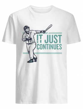 It Just Continues The Double I October 8 1995 shirt