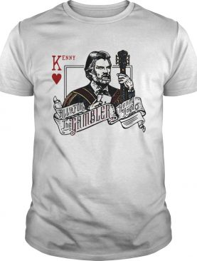 Kenny All In For The Gambler Kenny Rogers shirt