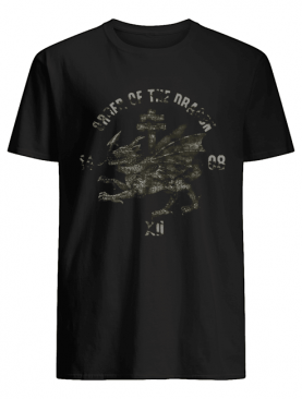 Order Of The Dragon 1408 Xii shirt