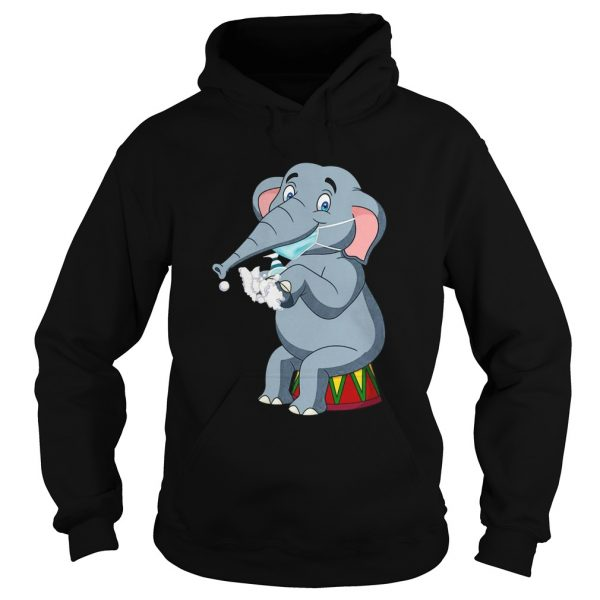 Elephant Wash Your Hands  Hoodie