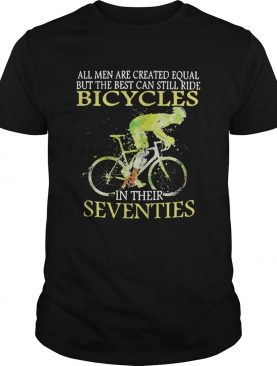 Equal Cycling Seventies shirt