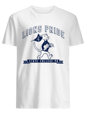 Lions pride state college est 1975 football shirt