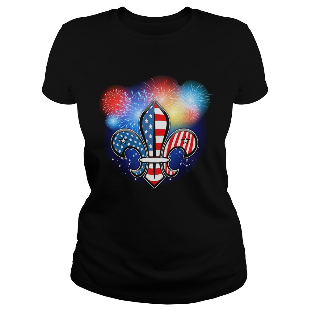 Scout Independence Day Firework Classic Ladies
